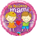 Te Quiero Mami! Children Balloon