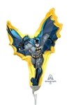 Batman Action Shape - Mini Balloon