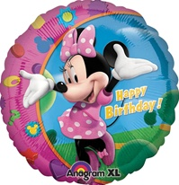 18 inch Disney Minnie Mouse Happy Birthday