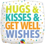 Get Well Wishes Balloon