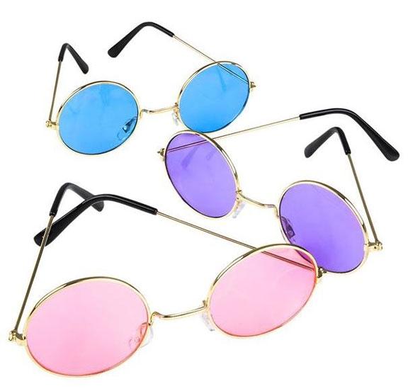 2fdb94e4873 Tinted John Lennon Beatles style Sunglasses. Perfect for seventies ...