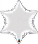 6-Point Star Foil SILVER