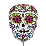 27in Sugar Skull Mighty Bright