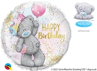 Tatty Teddy Birthday Foil Balloon