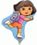 14 inch Dora Exploring Mini Shape Full Body