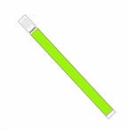 3/4in Tyvek Wristband NEON HIGHLIGHT