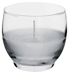 Votive Candle Holder with Candle
