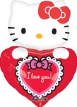 29 inch Hello Kitty Lovin Balloon