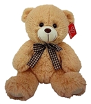 12 inch Light Brown Bear