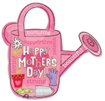 28 inch Mom's Day Watering Can