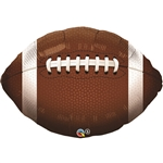 36 inch Football Foil Balloon