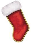 Christmas Stocking Cutouts