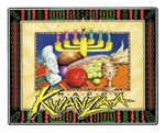 Kwanzaa Sign Cutout