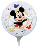 12 inch Air BUBBLES Disney Mickey Mouse