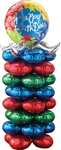 MagicArch Birthday Balloon Column Kit