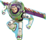 14 inch Toy Story Buzz Mini Shape
