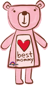 Best Mommy Bear