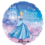 18 inch HL Disney Cinderella Happy Birthday