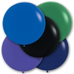 24 inch Dark and Darker Balloons