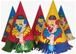 6in Circus Fringe Birthday Hat