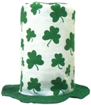 Shamrock Stove Pipe Hat