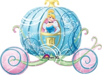 33 inch Disney Cinderella Carriage