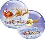 20in BUBBLE Visit From St. Nicholas