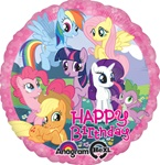18 inch My Little Pony Happy Birthday