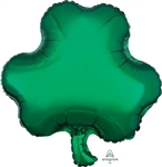 18 inch St. Patty's Shamrock  Junior Shape