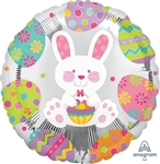 18 inch Easter Enchantment Foil Balloon
