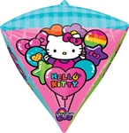 17 inch Hello Kitty Diamondz