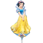 14 inch PRINCESS SNOW WHITE Mini Shape