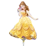 14 inch PRINCESS Belle Mini Shape