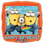 18 inch Despicable Me Happy Birthday