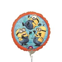 9 inch Despicable Me Balloon
