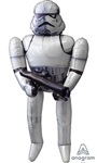 70 inch Star Wars Storm Trooper Balloon