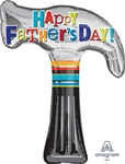 Happy Father's Day Hammer Balloon