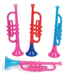 14 inch Plastic Trumpets