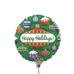 9 inch Holiday Ornaments