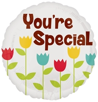 18 inch VLP Cheery Flowers You're Special