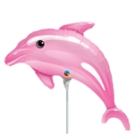 14 inch Pink Dolphin