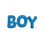 BOY Phrase BLUE