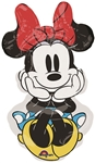34 inch Disney Minnie Mouse Rock the DOTS