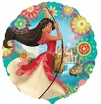 17 inch HX Disney Elena of Avalor Foil Balloon
