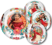 Disney Elena of Avalor ORBZ Balloon