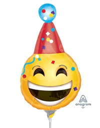 Birthday Emoticon Balloon