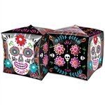 Day of the Dead Skull Cubez