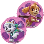 18 inch Paw Patrol Skye and Everest