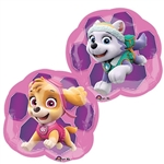 25 inch Paw Patrol Girls SuperShape