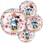 16 inch Minnie Mouse Classic Orbz